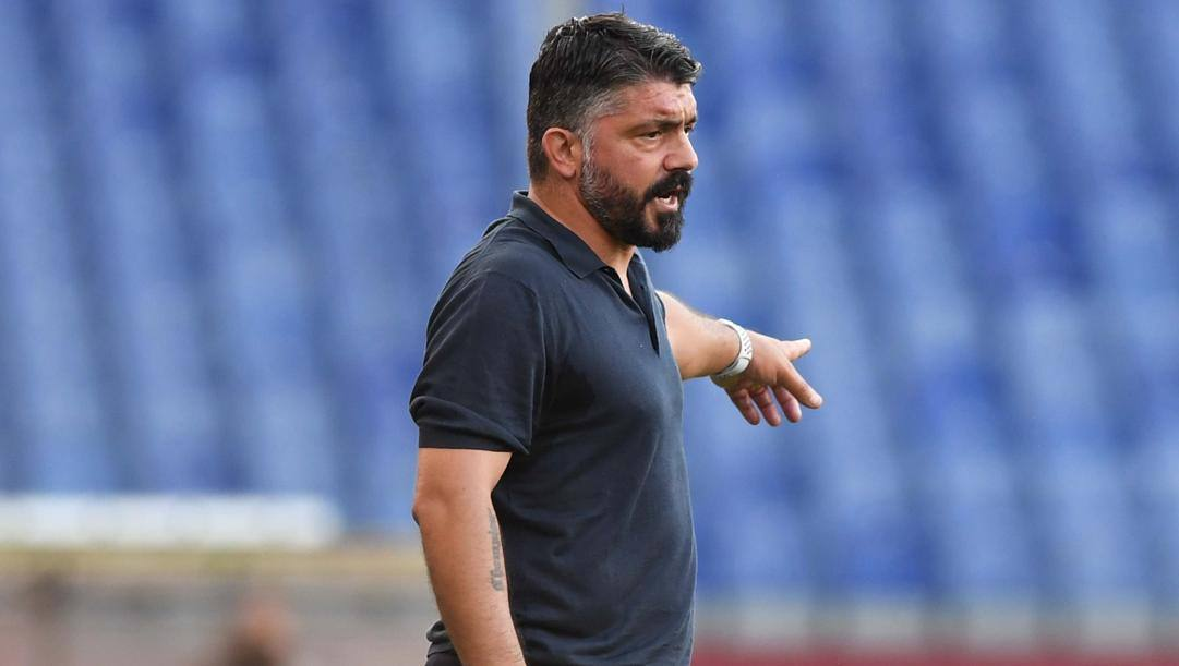 Gennaro Gattuso. Getty Images