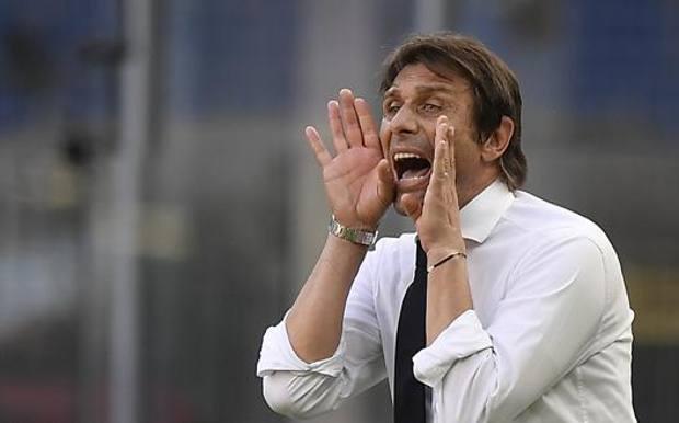 Antonio Conte, 50 anni, prima stagione all'Inter Getty