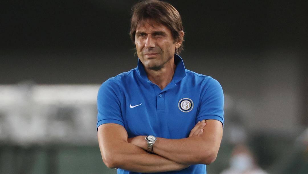 Antonio Conte, 50 anni. Ansa