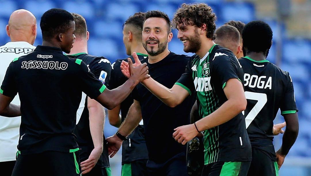 Formazioni ufficiali Sassuolo-Juve: quante sorprese per Sarri!