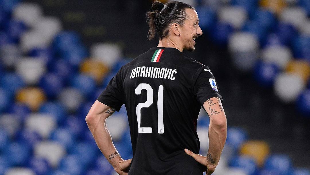 Zlatan Ibrahimovic. Lapresse