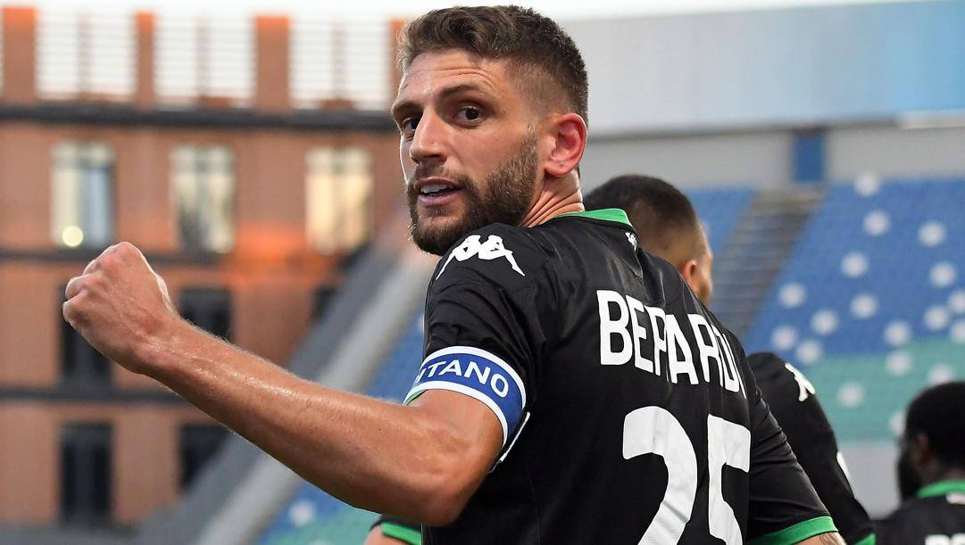Domenico Berardi, 25 anni. Lapresse