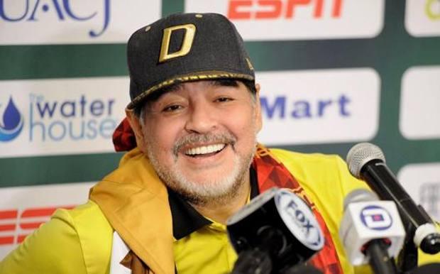 Diego Armando Maradona, 59 anni. Epa