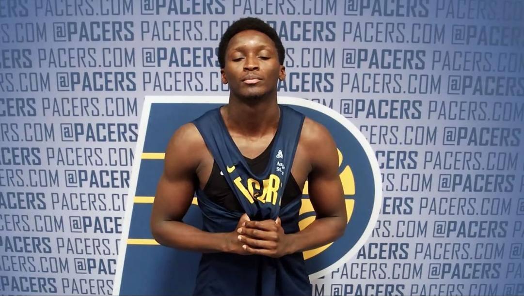 Victor Oladipo, 28 anni, terza stagione a Indiana