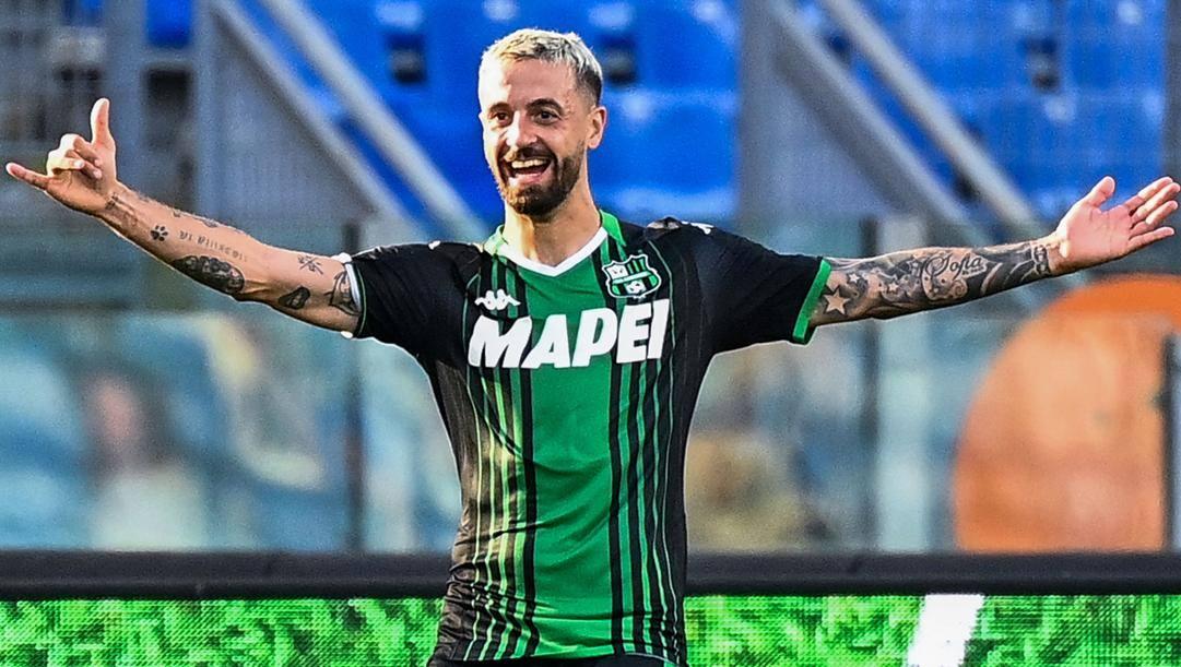 Francesco Caputo, 32 anni. Afp