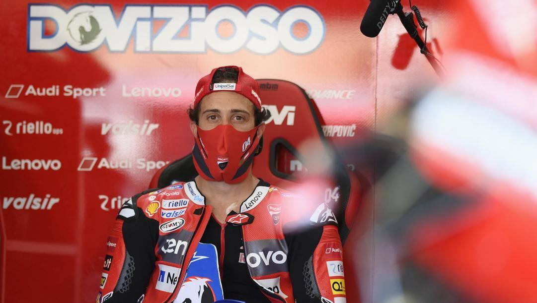 Andrea Dovizioso, 34 anni. Getty