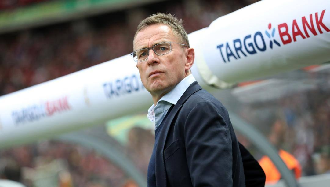 Ralf Rangnick, 62 anni. Getty