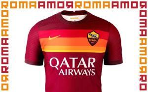 Presentata la nuova maglia Nike della Roma 2020-21 - La Gazzetta ...