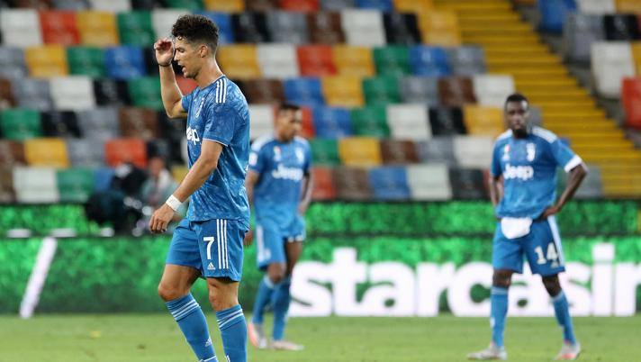La delusione bianconera a Udine
