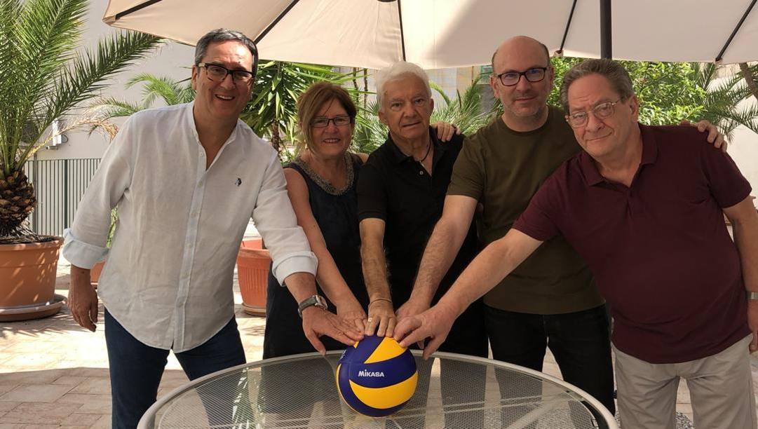Il gruppo dirigente della nuova Taranto
