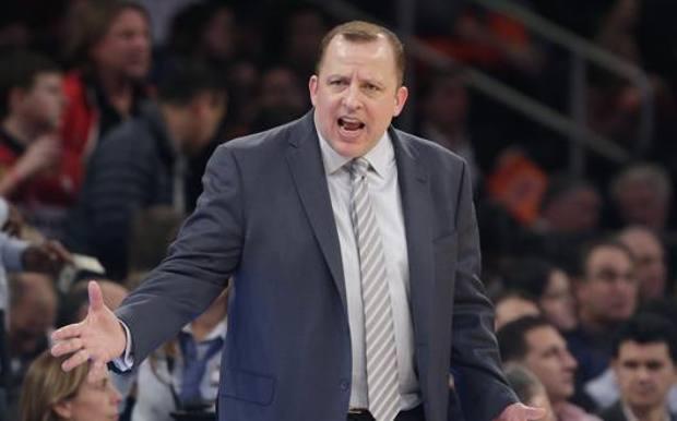 Tom Thibodeau, 62 anni, nuovo coach dei Knicks. Ap