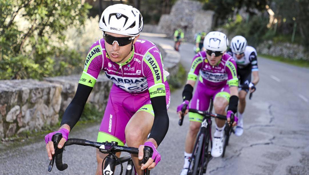 Luca Covili, 23 anni. Bettini