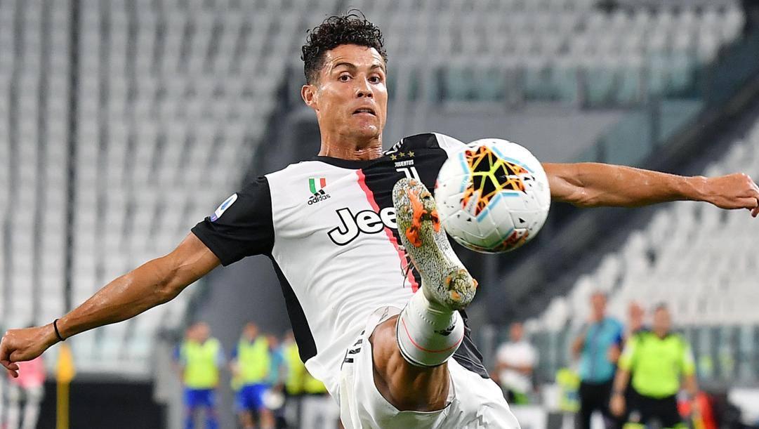 Cristiano Ronaldo, 35 anni. Ansa