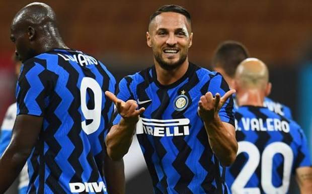 Danilo D'Ambrosio, 31 anni, 3 gol in questa Serie A Getty