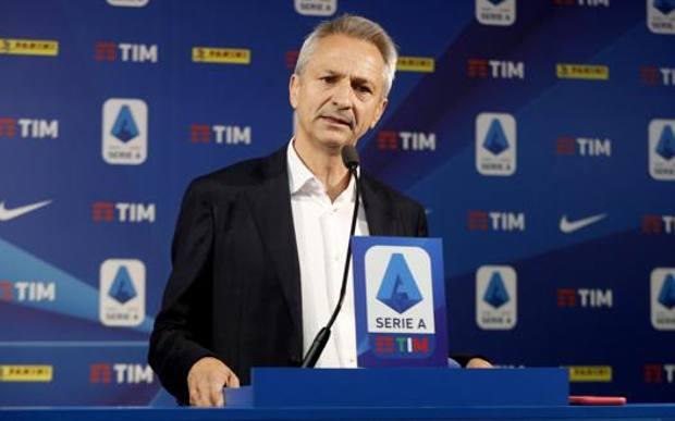 Paolo Dal Pino, 58 anni. Ansa