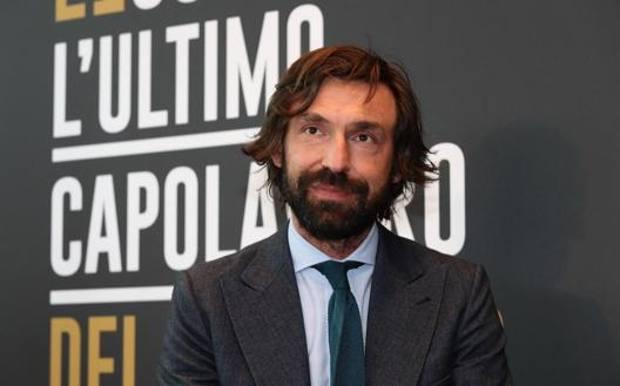 Andrea Pirlo, 41 anni, ha giocato nel Milan dal 2001 al 2011 e nella Juve dal 2011 al 2015. Getty
