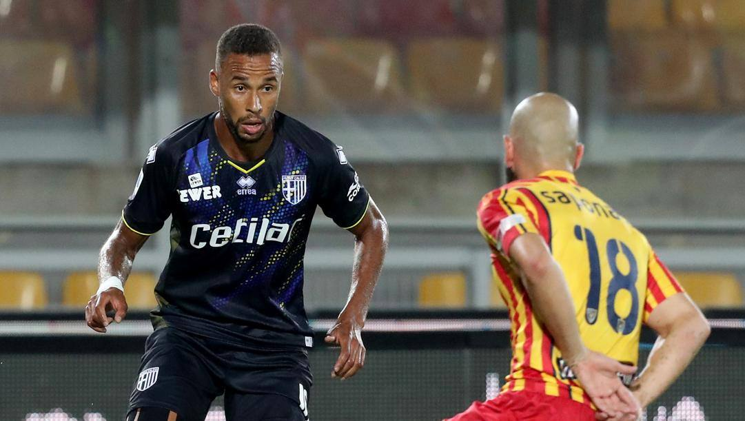 Hernani, prima stagione al Parma. Getty