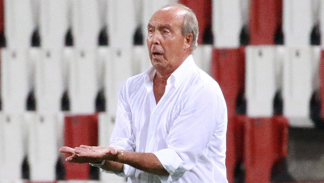 Gian Piero Ventura. Getty