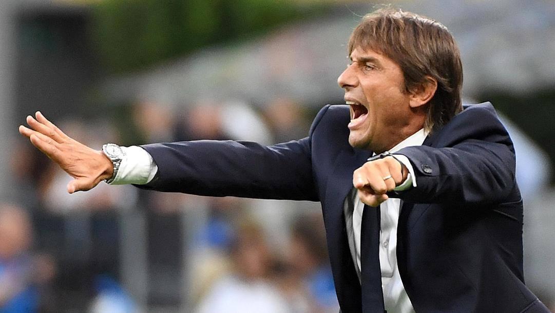 Antonio Conte, 51 anni. Ansa