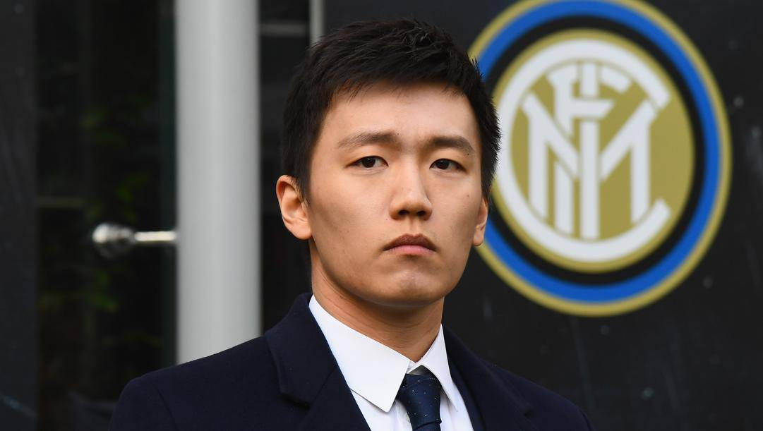 Steven Zhang, 29 anni, presidente dell'Inter. Getty Images