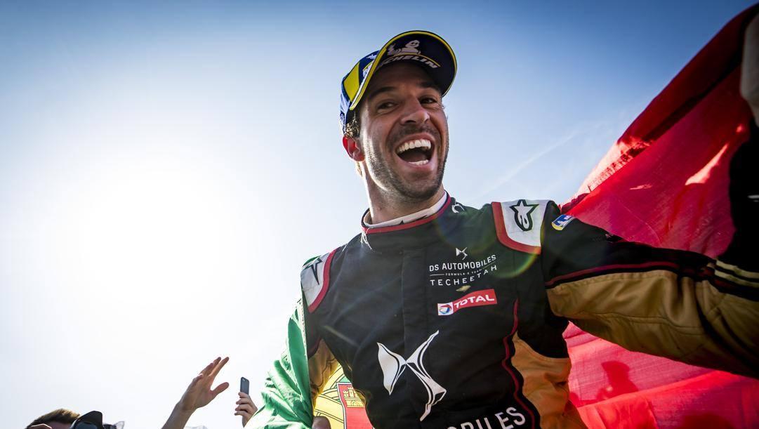 Antonio Felix Da Costa, portoghese, della DS-Techeetah, è il leader della classifica