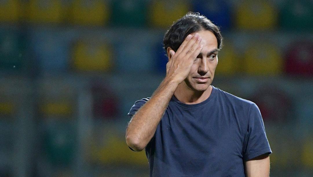 Alessandro Nesta, 44 anni, allenatore del Frosinone. Lapresse