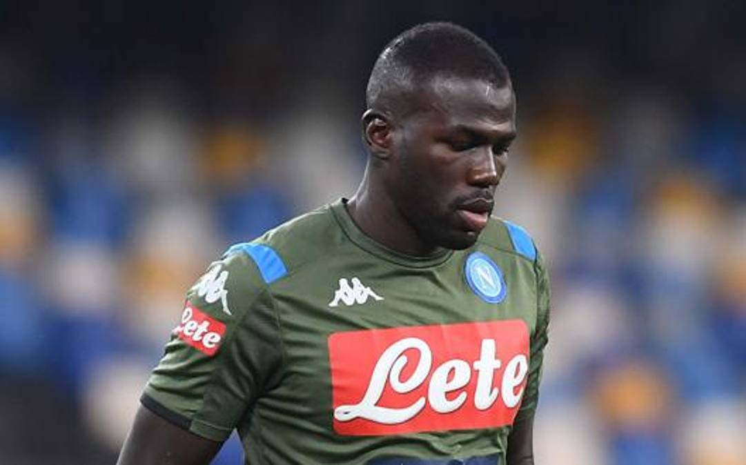 Kalidou Koulibaly, 29 anni. Getty Images