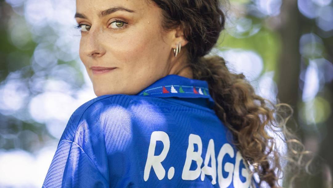 Valentina Baggio ha 29 anni e si occupa di comunicazione. Foto Mancini