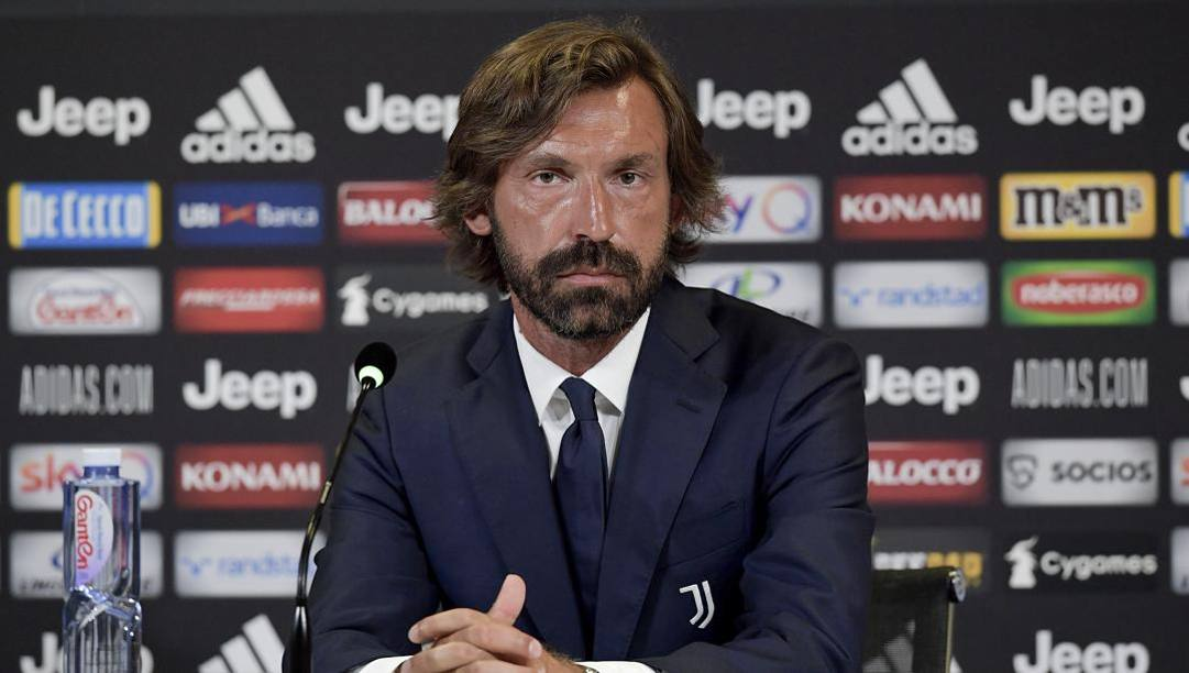 Andrea Pirlo. Getty