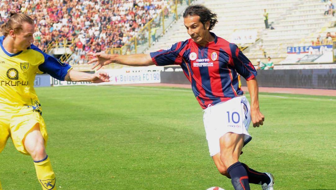 Davide Bombardini, 46 anni, Lapresse