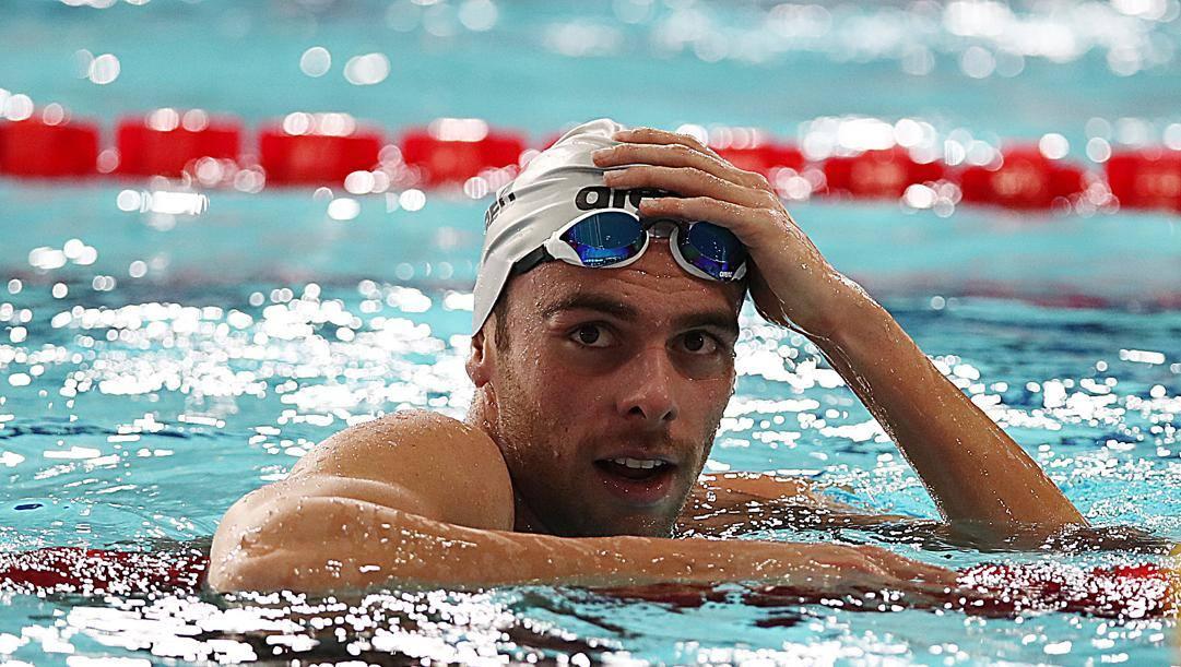Gregorio Paltrinieri, 25 anni. Getty Image