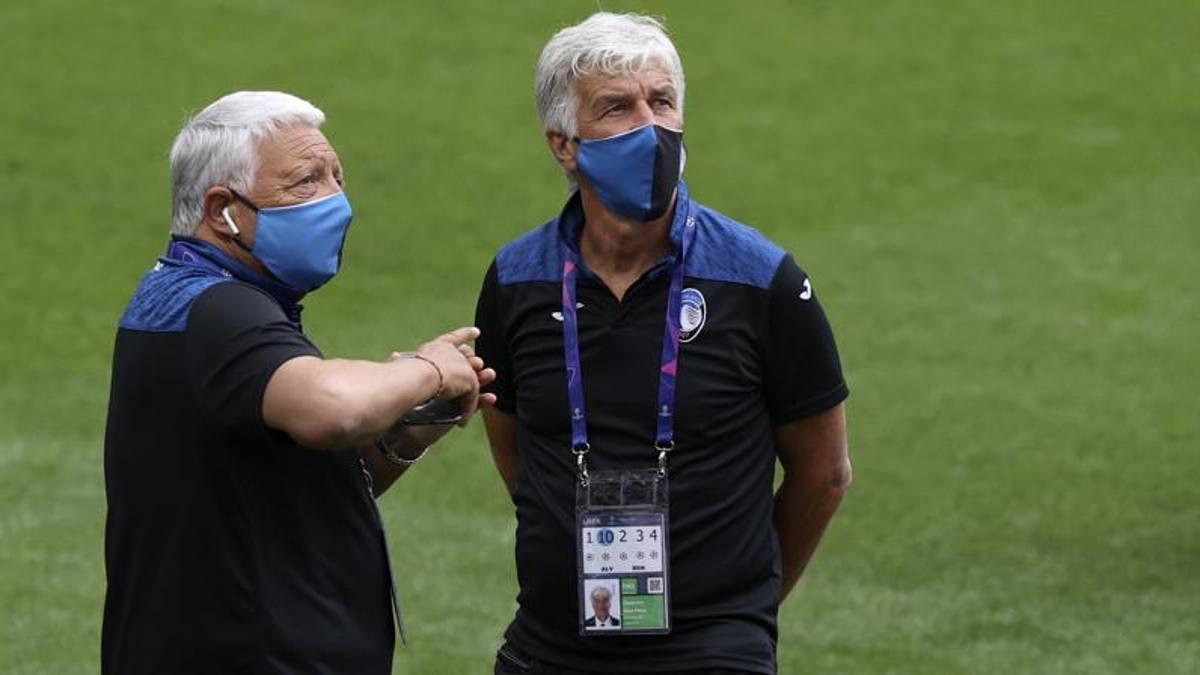"""Atalanta, Gasp carica: """"In campo per Bergamo. E Neymar lo ..."""
