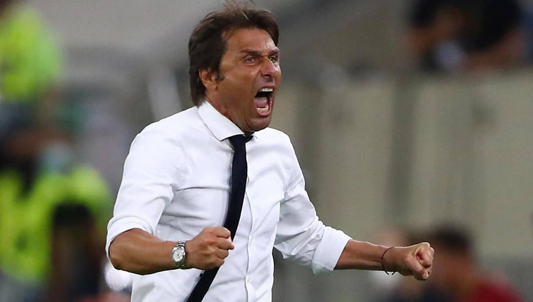Antonio Conte, 51 anni. Epa