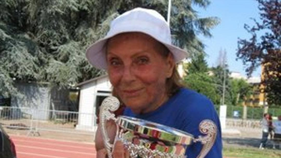 Gabre Gabric è scomparsa nel 2015 a 101 anni