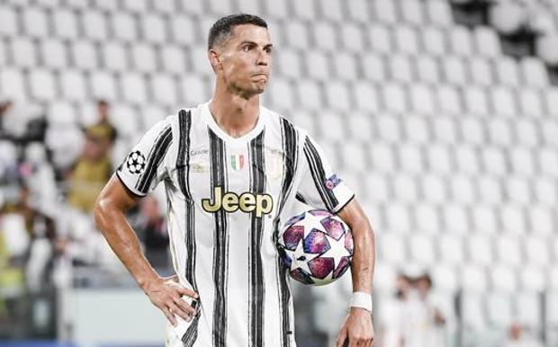 Crisitano Ronaldo, 35 anni, Lapresse