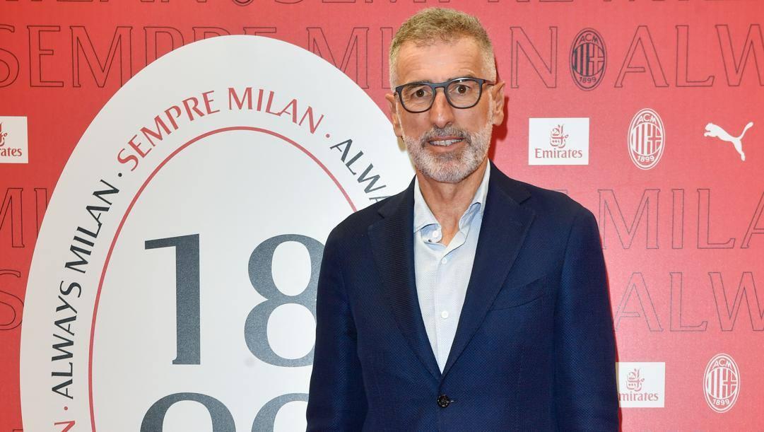 Mauro Tassotti, 60 anni. Lapresse
