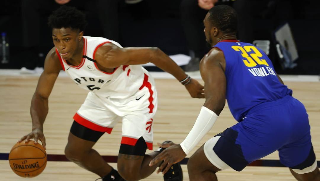Toronto ha vinto 7 partite su 8 nella bolla. LaPresse