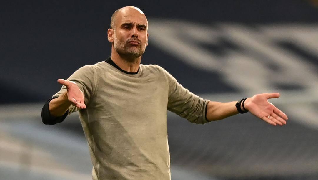 La maledizione Champions di Guardiola: mai in semifinale col Manchester City