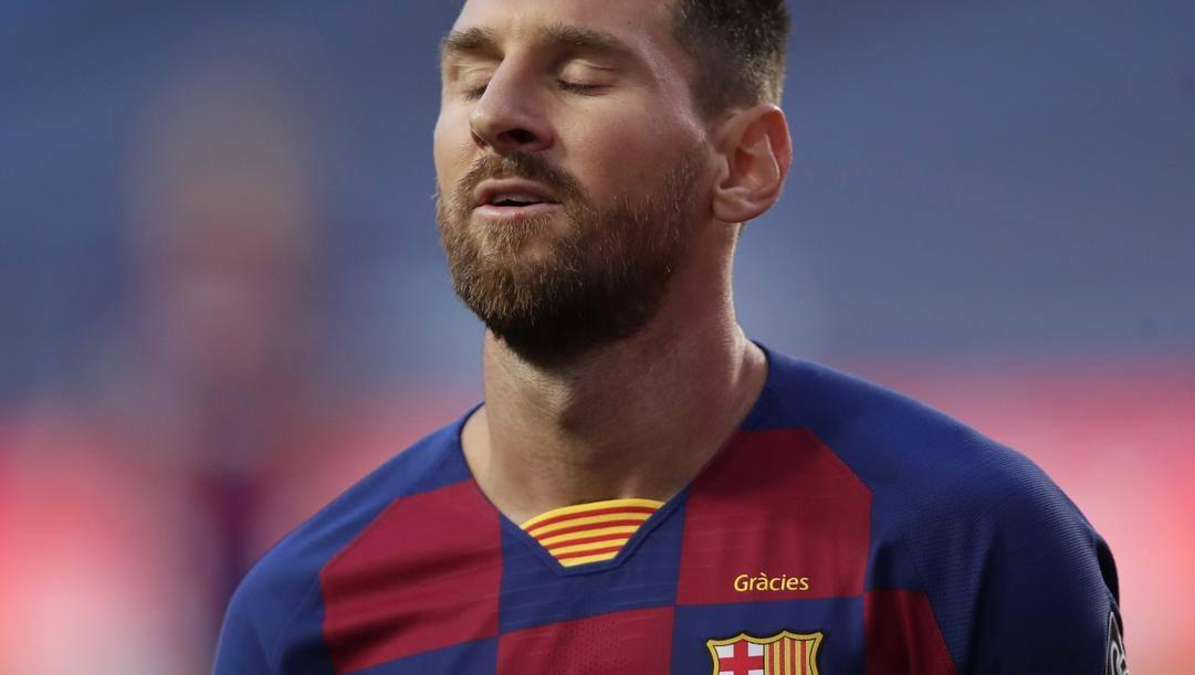 Leo Messi, 33 anni. Ap