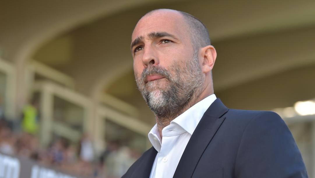 Igor Tudor, 42 anni. oggi tecnico dell'Hajduk Spalato. Lapresse