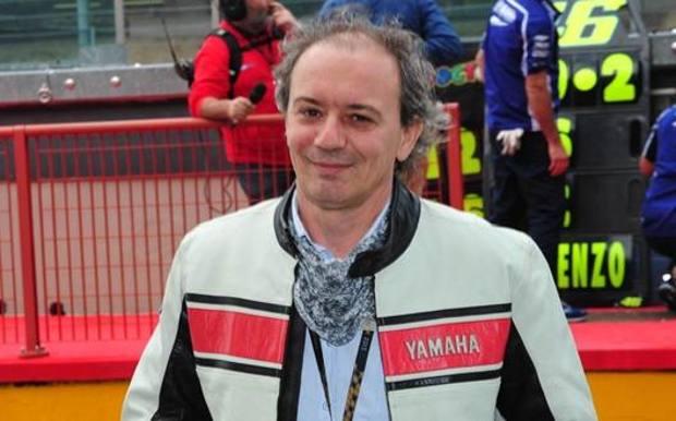 Luca Cadalora, 57 anni, tre volte iridato di moto