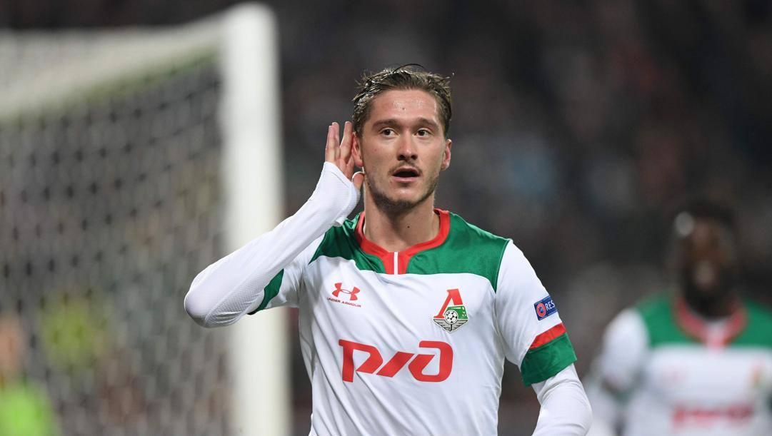 Aleksey Miranchuk, 24 anni. Getty