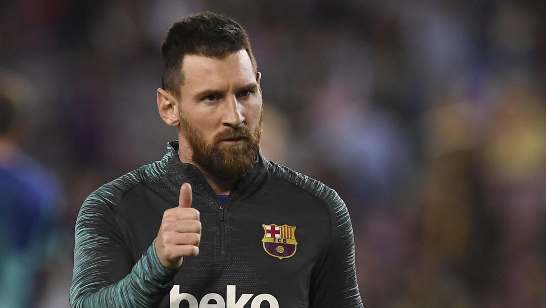Leo Messi, classe 1987. Afp