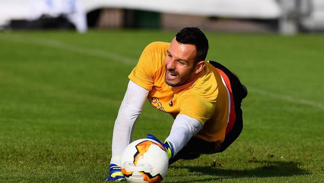 Samir Handanovic, 36 anni, Getty
