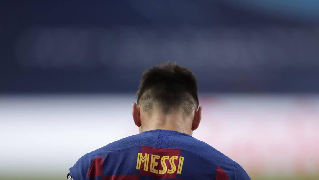 Lionel Messi, 33 anni, Ap