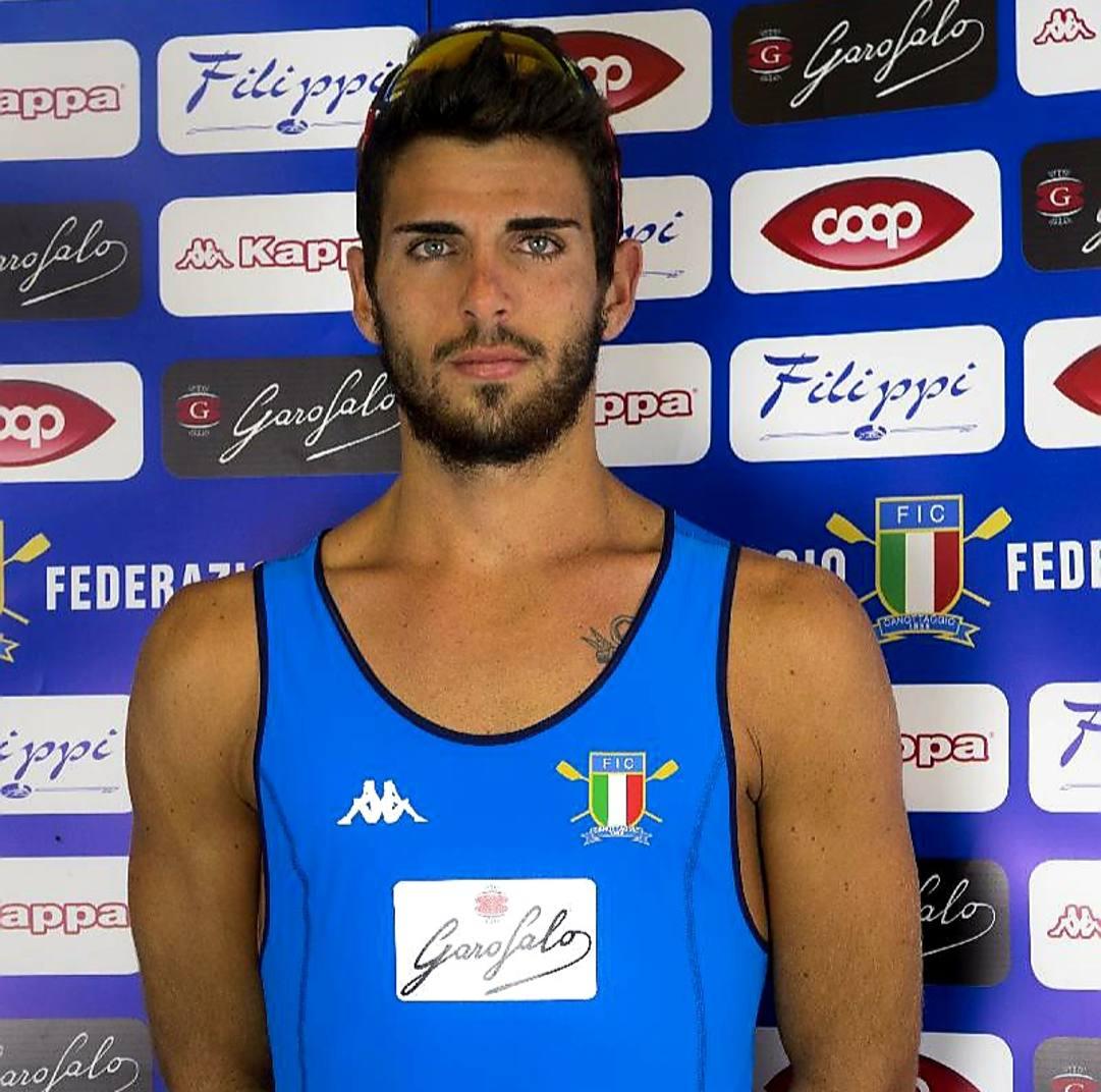 Leonardo Pietra Caprina, 22 anni
