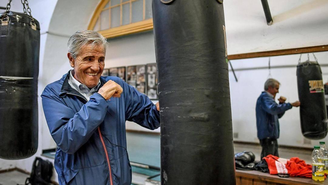 Nino Benvenuti, 82 anni
