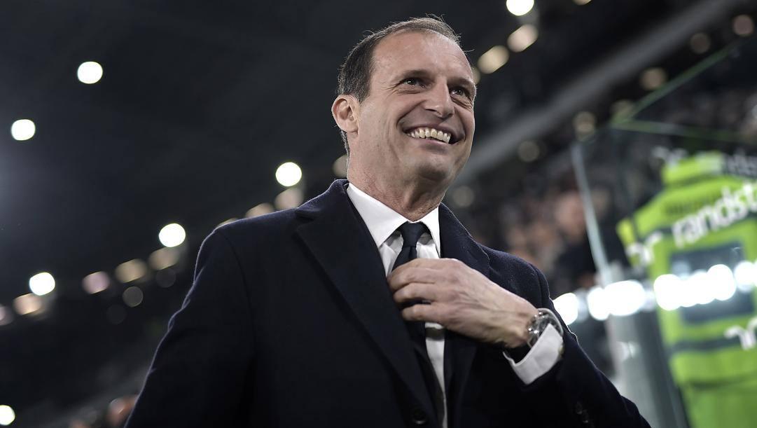 Massimiliano Allegri, 53 anni. Getty Images