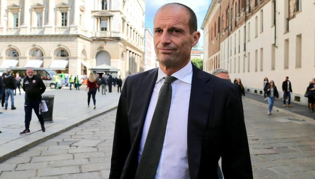 Max Allegri, 53 anni. Ansa