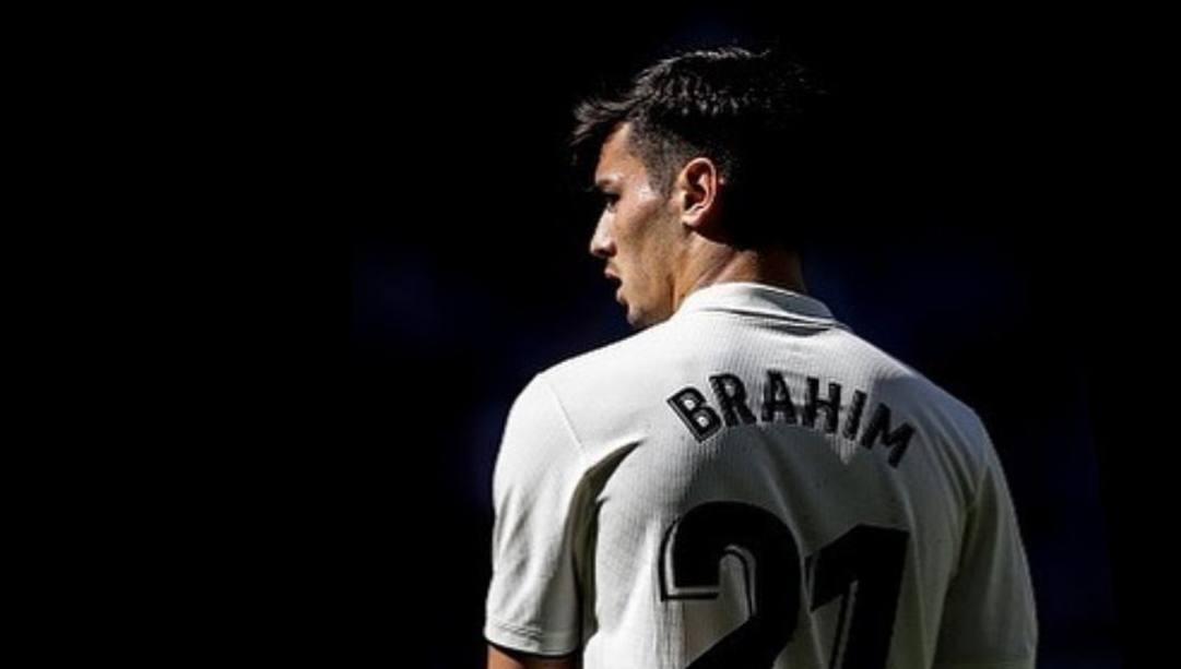 Brahim Diaz, 21 anni.